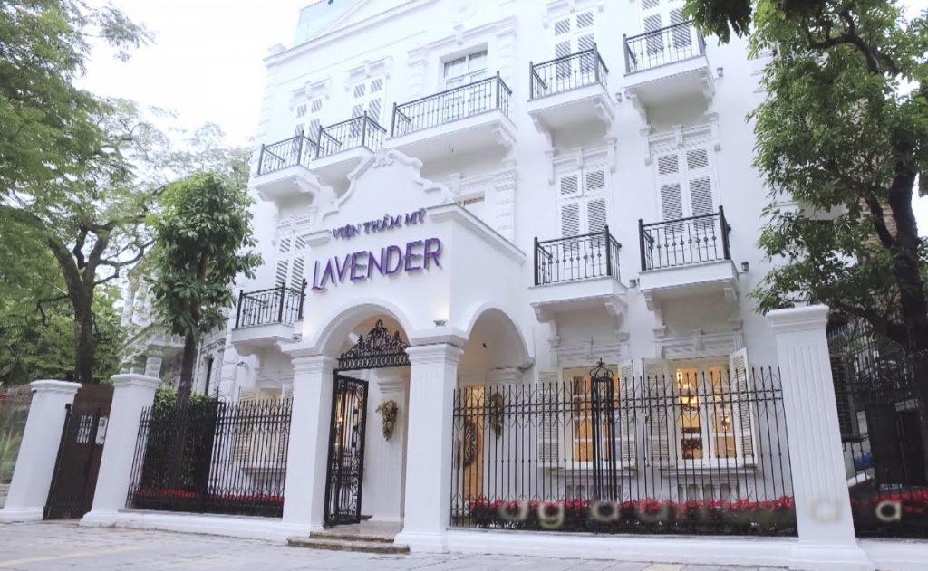 tham my vien lavender