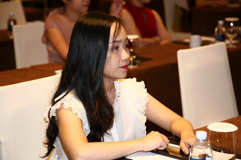 khóa học đào tạo Sarah Le 3