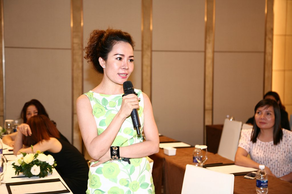 khóa học đào tạo Sarah Le 5